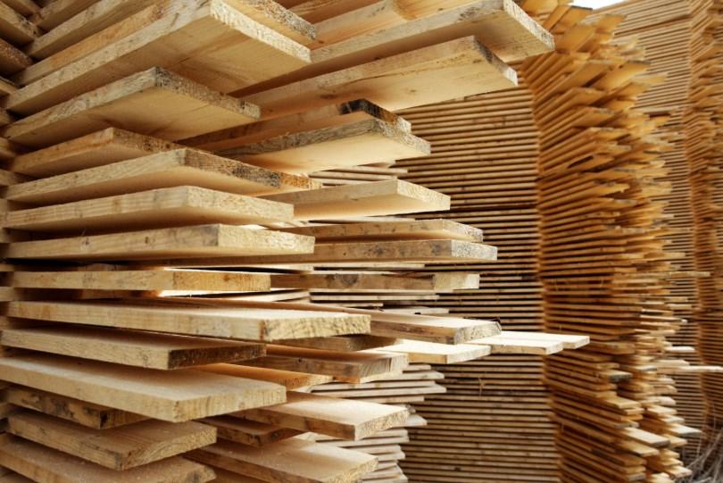 Какая древесина хорошая — сухая или влажная?