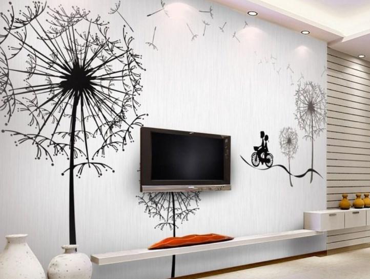 Искусное декоративное окрашивание стен