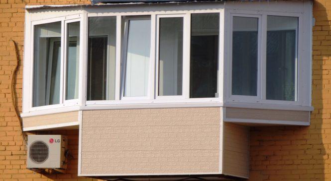 Оригинальные идеи оформления балкона