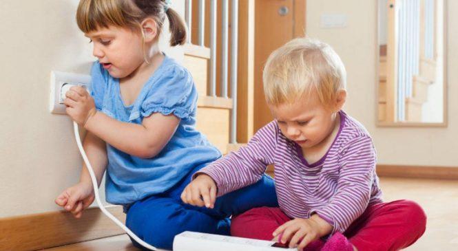 Советы для обеспечения безопасности вашего ребенка