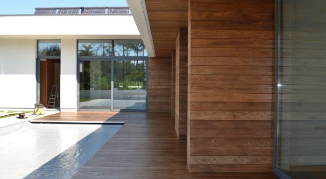 Какие материалы лучше выбрать для облицовки фасада?