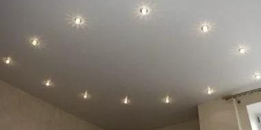 Почему точечные светильники так популярны