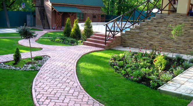 Ландшафтный дизайн: облагораживаем новый дом