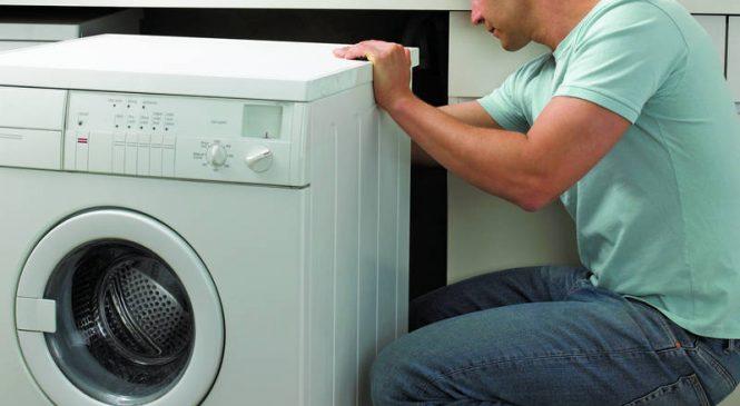 Ремонт стиральных машин: в сервисном центре или на дому?