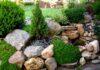 Декоративный камень в ландшафтном дизайне