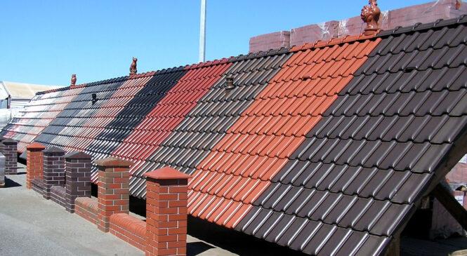Почему для строительства крыши стоит выбрать металлочерепицу?
